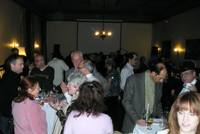 40th anniversary party at Hart House